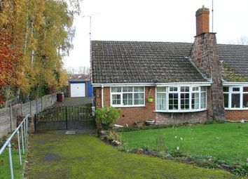 3 bed bungalow for sale in Victoria Road, Pinxton, Nottingham NG16