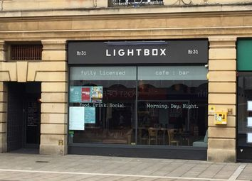 Thumbnail Restaurant/cafe for sale in Bridge Street, Peterborough