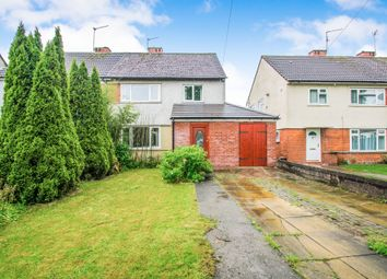 3 bed semi-detached house for sale in Gabalfa Avenue, Cardiff CF14