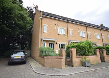 Thumbnail 4 bedroom end terrace house for sale in Woolston Close, Abington, Northampton