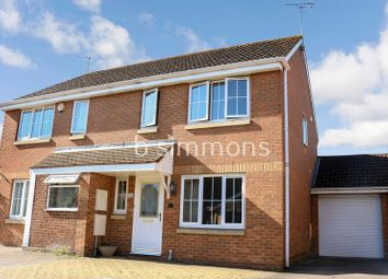 Thumbnail 3 bedroom semi-detached house for sale in Blunden Drive, Langley, Slough