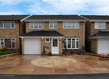 Thumbnail 4 bed detached house for sale in Sycamore Close, Watford, Hertfordshire