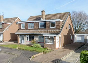 Thumbnail 3 bedroom semi-detached house for sale in 6 Stoneyhill Drive, Musselburgh