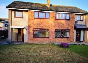 Thumbnail 3 bed semi-detached house to rent in Baberton Mains Bank, Edinburgh