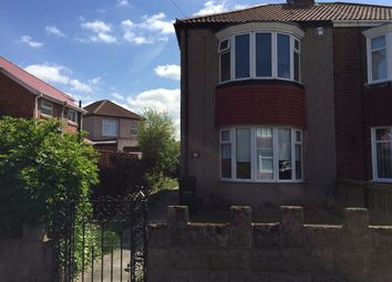 Thumbnail 2 bedroom terraced house to rent in Nidsdale Avenue, Newcastle
