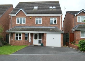 Thumbnail 7 bed detached house to rent in Galingale View, Newcastle-Under-Lyme