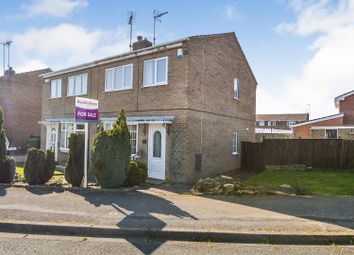 3 bed semi-detached house for sale in Hamilton Drive, Warsop, Mansfield NG20