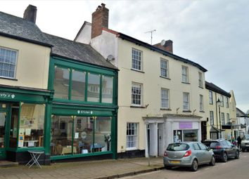 Thumbnail 3 bed terraced house for sale in The Square, North Tawton, Devon