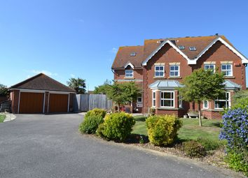 Thumbnail 6 bed detached house for sale in Carnoustie Close, Molehill Road, Chestfield, Whitstable
