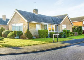 Thumbnail 3 bed detached bungalow for sale in Antona Drive, Raunds, Wellingborough