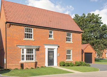 "Thumbnail 4 bed detached house for sale in ""Layton"" at Beech Croft, Barlby, Selby"