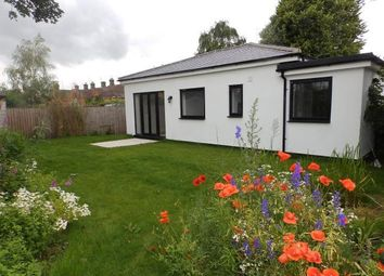 Thumbnail 2 bedroom detached bungalow for sale in London Road, Ipswich