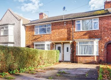 Thumbnail 3 bed terraced house for sale in Lyncroft Road, Birmingham