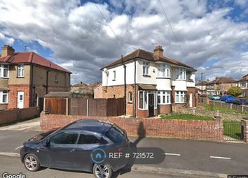 Thumbnail 3 bed semi-detached house to rent in Craigwell Ave, Feltham
