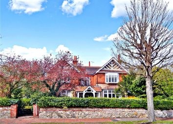 Thumbnail 2 bedroom flat for sale in Denton Road, Eastbourne, East Sussex