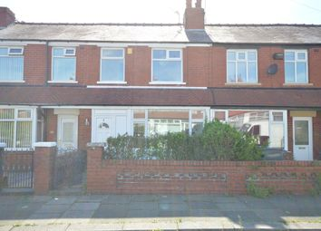 Thumbnail 3 bed terraced house for sale in Pickmere Avenue, Blackpool