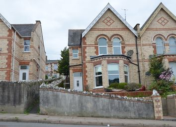 Thumbnail 4 bed semi-detached house for sale in Richmond Villas, Ilfracombe