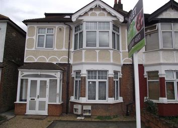 Thumbnail 1 bed flat to rent in Ealing Common, 26 Hanger Lane, Ealing