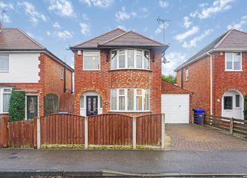 Thumbnail 3 bed detached house for sale in Wilmot Street, Sawley, Long Eaton, Nottingham