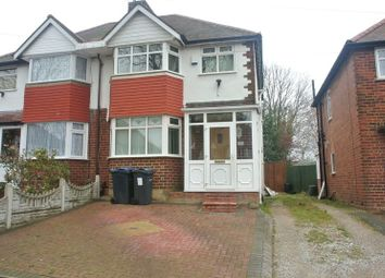Thumbnail 4 bed semi-detached house to rent in Olton Croft, Acocks Green, Birmingham