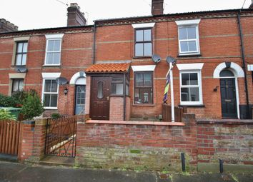 Thumbnail 2 bed terraced house for sale in Stacy Road, Norwich