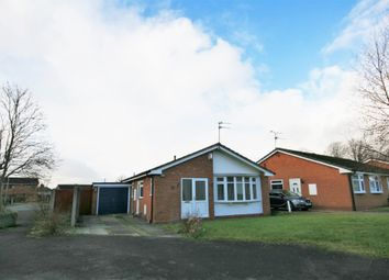 Thumbnail 2 bed detached bungalow to rent in Pendle Close, Crewe