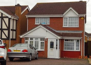 Thumbnail 3 bedroom detached house for sale in Crainsbill Rd, Hamilton, Leicester
