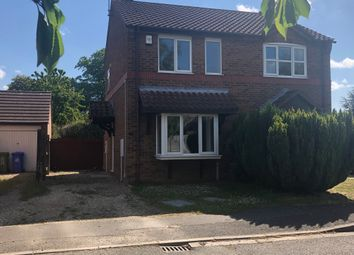 Thumbnail 2 bed semi-detached house to rent in St Nicholas Close, Boston