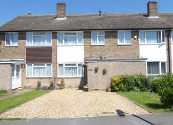 Thumbnail 3 bed property for sale in Bibshall Crescent, Dunstable
