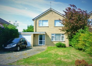 Thumbnail 3 bed detached house for sale in Rowan Way, Bourne, Lincolnshire