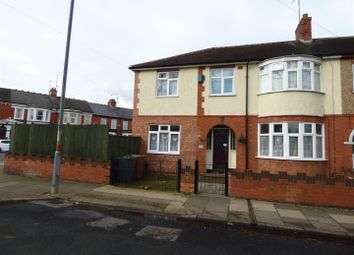 Thumbnail 4 bed property for sale in Delapre Crescent Road, Northampton