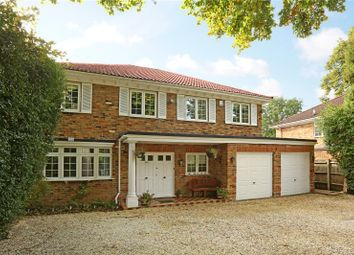 Thumbnail 4 bed detached house for sale in Dukes Wood Avenue, Gerrards Cross, Buckinghamshire