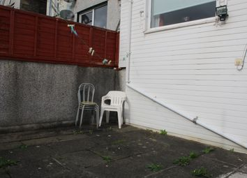 Thumbnail 2 bed maisonette to rent in Gelligaled Road, Pentre