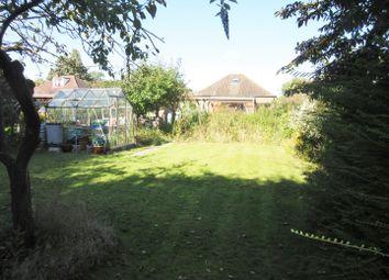 Thumbnail 2 bed detached bungalow for sale in Castle Avenue, Datchet, Slough
