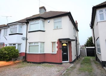 Thumbnail 3 bed semi-detached house for sale in Prince Avenue, Westcliff-On-Sea