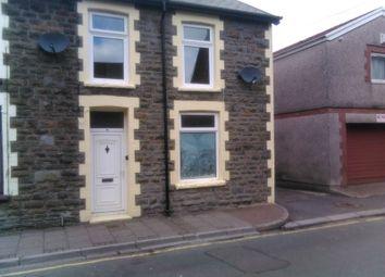 Thumbnail 3 bedroom terraced house to rent in Howard Street, Treorchy, Rhondda, Cynon, Taff.