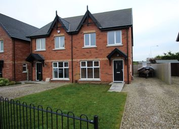 Thumbnail 3 bed semi-detached house for sale in Cotswold Gardens, Bangor