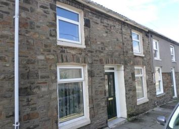 Thumbnail 3 bed terraced house for sale in Commercial Street, Nantymoel, Bridgend