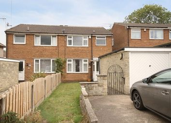 Thumbnail 3 bed semi-detached house to rent in Meadow View Road, Sheffield