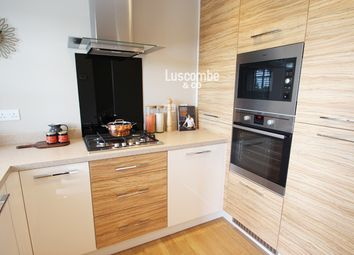 Thumbnail 3 bed terraced house to rent in Cleeve Grange Crescent, Bridge View, Newport