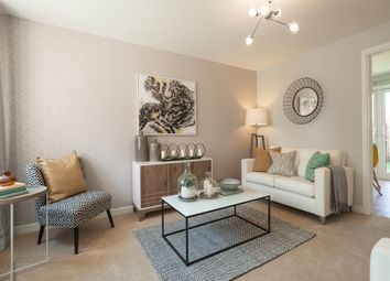 "Thumbnail 3 bed semi-detached house for sale in ""The Hanbury"" at Hyns An Vownder, Lane, Newquay"
