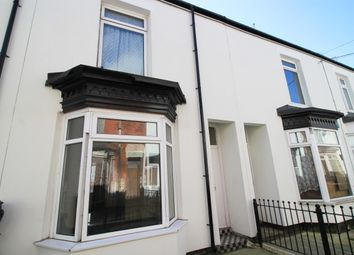 Thumbnail 2 bedroom terraced house for sale in Victoria Avenue, Hull
