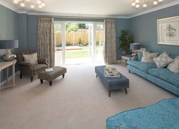 Thumbnail 2 bed semi-detached house for sale in Hartley Row Park, Fleet Road, Hartley Wintney, Hampshire