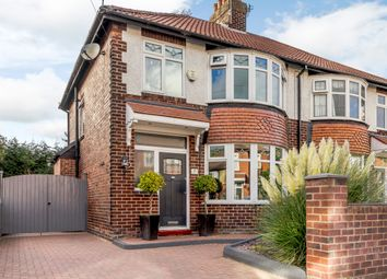 Thumbnail 3 bed semi-detached house for sale in Grange Park Avenue, Ashton-Under-Lyne, Greater Manchester
