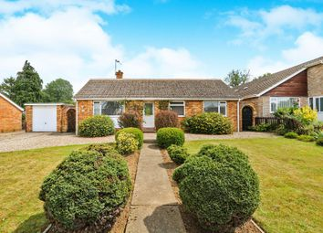 Thumbnail 3 bed detached bungalow for sale in Wayland Avenue, Watton, Thetford