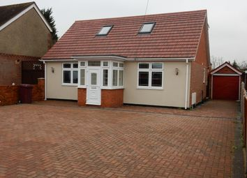 Thumbnail 5 bedroom detached bungalow for sale in Whitley Wood Road, Reading