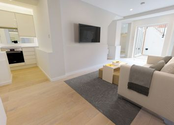 Thumbnail 1 bed flat to rent in Ferme Park Road, London