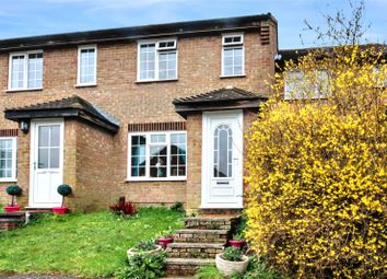 Thumbnail 2 bed terraced house for sale in Charlotte Close, Chatham