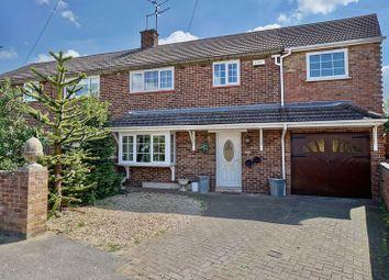 Thumbnail 4 bedroom semi-detached house for sale in Peake Close, Woodston, Peterborough