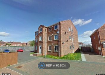 Thumbnail 2 bed flat to rent in Thornwood Close, Thurnscoe, Rotherham